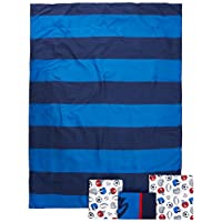 Carter's 4-Piece Toddler Set, Blue/White/Red All Star, 52