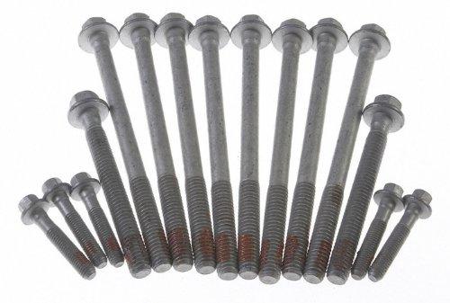MAHLE Original GS33380 Engine Cylinder Head Bolt Set, 1 Pack MAN4G