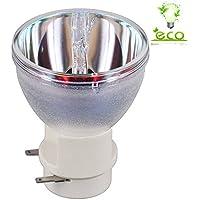 Angrox Replacement Projector Lamp Bare Bulb for Osram P-VIP 180/0.8 E20.8 For ViewSonic PJD5132 PJD5133 PJD5134 PJD5234L PJD5123 PJD5523w PJD5533W PJD5234
