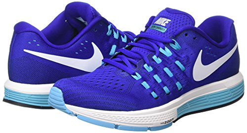 Nike Mens Air Zoom Vomero 11 Scarpe Da Corsa Concord / Black-gamma Blue-summit White