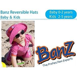 Baby Banz Baby Girls Bucket Hat