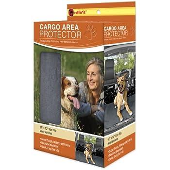 Amazon Com Ruffin It Cargo Area Protector For Pets Car