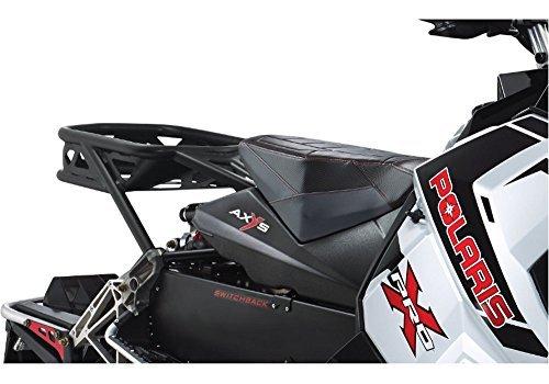 Genuine Pure Polaris Snowmobile AXYS Pro-Fit Cargo Rack Matte Black pt# 2880205-458