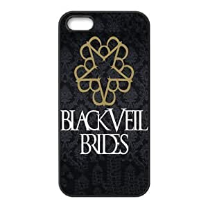 Customize Black Veil Brides Back Case for iphone6 plus 5.5 Designed by HnW Accessories