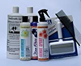 White Standard Poodle Coat Care Grooming Kit FREE BONUS