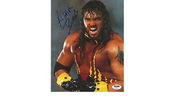 Adam Bomb Signed 8x10 Photo PSA//DNA WWE Picture Superstar Autograph Bryan Clark