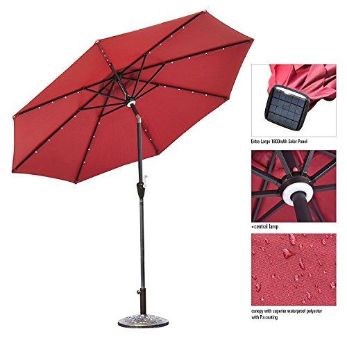 9' Square Umbrella - 9