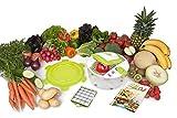 Salad Chef - Vegetable Chopper