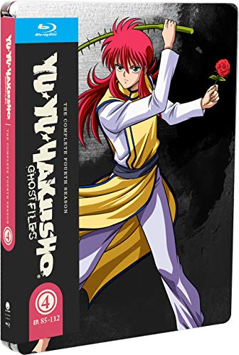 Yu Yu Hakusho: The Complete Fourth Season Blu-ray + Digital – Blu-ray