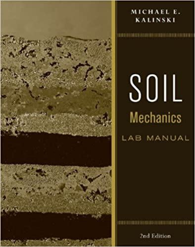 Soil mechanics lab manual 2nd edition michael e kalinski ebook soil mechanics lab manual 2nd edition michael e kalinski ebook amazon fandeluxe Images