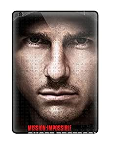 High Quality Mission Impossible Ghost Protocol Tpu Case For Ipad Air 7023084K77576079