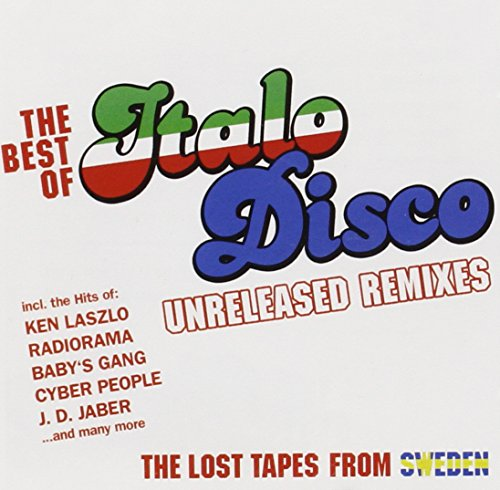 VA-The Best Of Italo Disco Unreleased Remixes-2CD-FLAC-2008-WREMiX Download