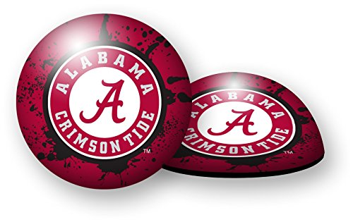 "NCAA Alabama Crimson Tide Crystal Magnet, 2"" from Forever Crystal"