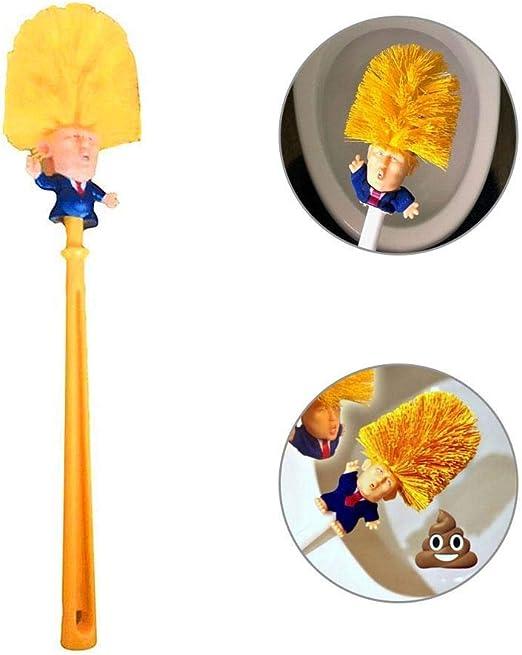 Suukee Trump - Cepillo para Inodoro, Original Donald Trump ...