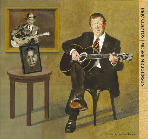 CD : Eric Clapton - Me and Mr. Johnson (CD)