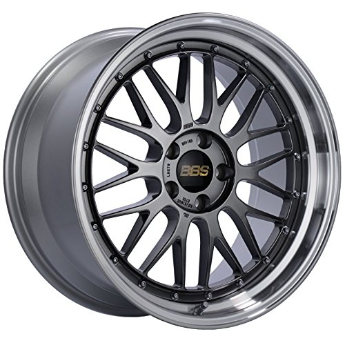 BBS LM 19in Rim Black 19x9.5x5x112