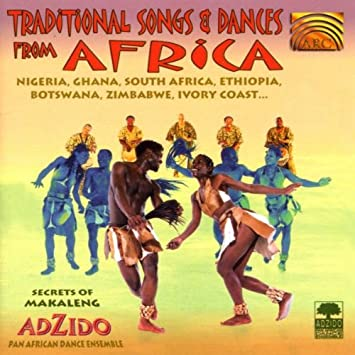 Adzido - Traditional Songs & Dances from - Amazon com Music