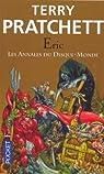Les Annales du Disque-Monde, Tome 9 : Eric par Pratchett