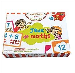 Jeux De Maths Cp Ce1 110 Cartes Pour Connaître Ses Tables D