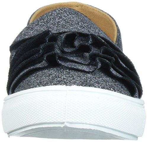 Sneaker Mode Reba-162b Qupid Womens Noir Denim