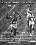 Billy Mills: Destiny Art Poster Print, 24x30 Art Poster Print, 24x30