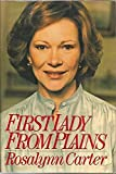 First Lady from Plains, Rosalynn Carter, 0395352940