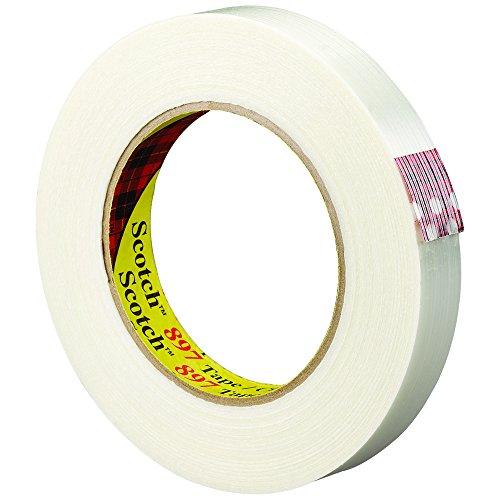 897 Filament Tape - Scotch T91589712PK Filament Tape, 1