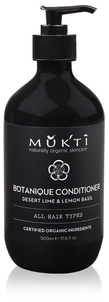 Mukti Organics - Organic / Vegan Botanique Conditioner (17.6 fl oz / 500 ml)