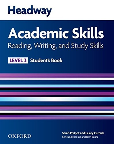 Headway 3 Academic Skills Reading and Writing Student Book (Headway Academic Skills)