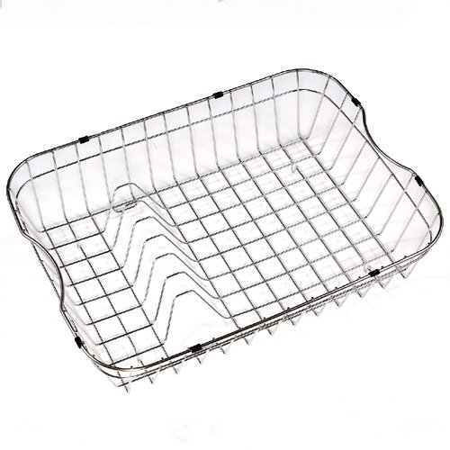 Houzer RB-4100 Wirecraft High Rinsing Basket, 5.25