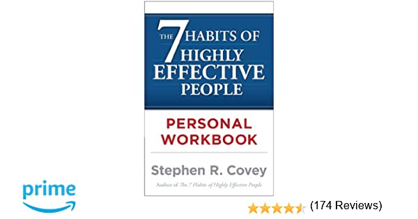 Amazon.com: The 7 Habits of Highly Effective People Personal ...