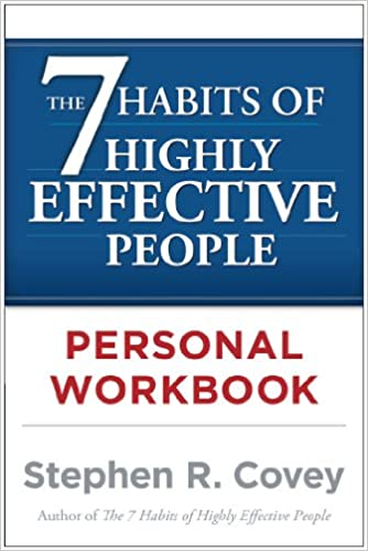 Workbook 7 habits of highly effective teenagers worksheets : Amazon.com: The 7 Habits of Highly Effective People Personal ...