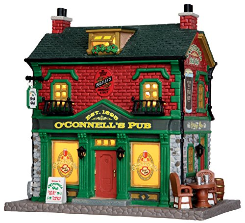 Coventry Cove by Lemax Christmas Village Collection O'Con...