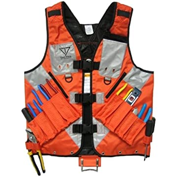 powerful Vest Tech High Visibility