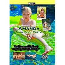 Nude Pool Party featuring Amanda Taylor Cali and Elena - a Nude-Art Film