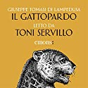 Il Gattopardo Audiobook by Giuseppe Tomasi di Lampedusa Narrated by Toni Servillo