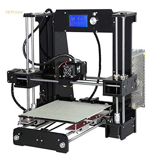 ZZWBOX Juego de Bricolaje de Impresora 3D con autoensamblaje de ...