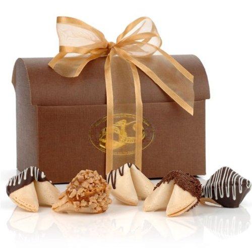 Treasure Chest of 12 Gourmet Fortune -