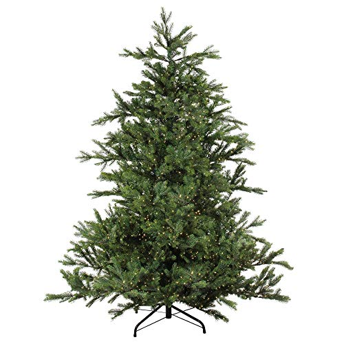 Northlight Pre Lit Christmas Trees, Green