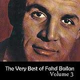 The Very Best Of Fahd Ballan Vol 3
