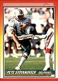 1990 Score #272 Pete Stoyanovich Near Mint/Mint