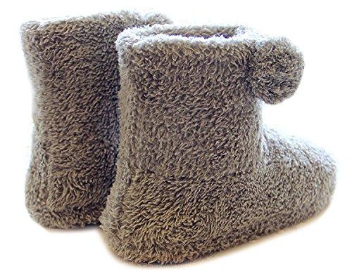 Grau Schaf Schuhe Hausschuhe Fluffy Frauen Tier Haus Sommer Indoor Outdoor Mae Boot wq1BPcZ
