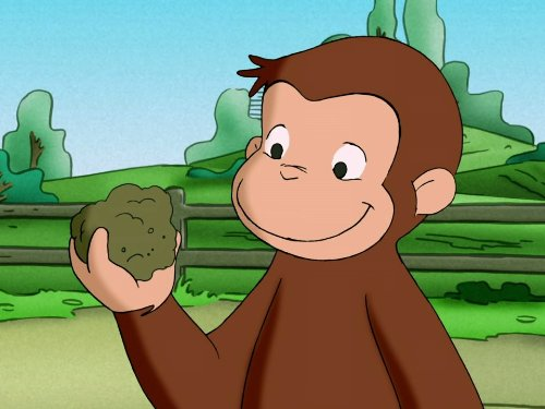 George and the Giant Thumb/Shutter Monkey ()