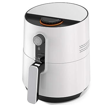 Freidora de aire sin aceite Fries Horno de aire, Apagado automático, 3.6QT Cesta