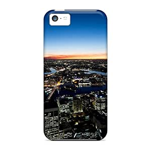 New Arrival Cases Specially Design For Iphone 5c (sydney Night Lights)