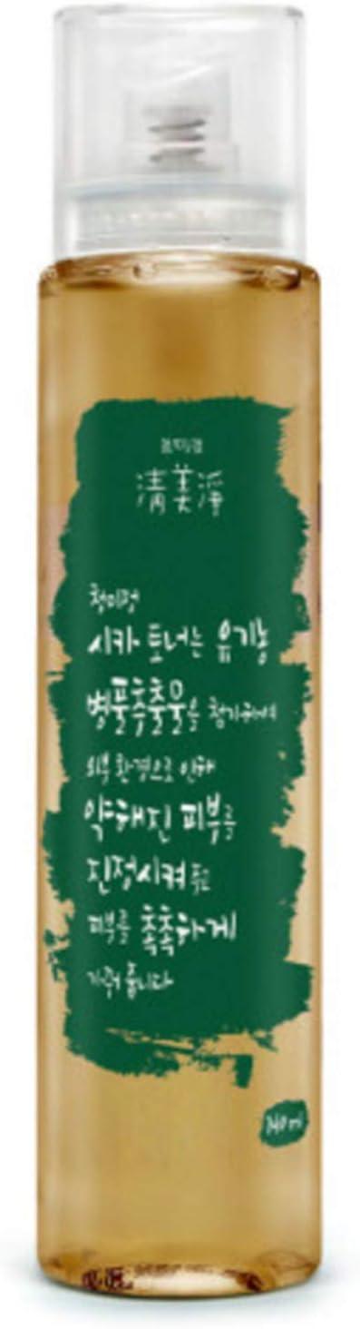 [ChungMiJung] CICA Toner 140ml - 98% Organic Facial Toner Skin Refresher Korean Skincare