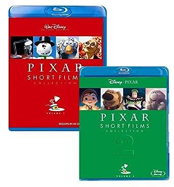 Amazon Com Pixar Short Films Collection I And Ii Walt Disney 2