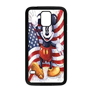 Personalized Creative Mickey Mouse For Samsung Galaxy S5 LOSQ252834