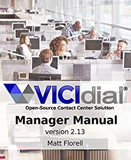 Manual pdf manager vicidial