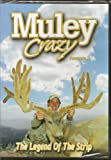 Muley Crazy the Legend of the Strip - Mule Deer Hunting DVD NEW